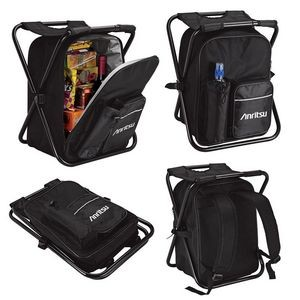Remington Cooler Backpack Chair